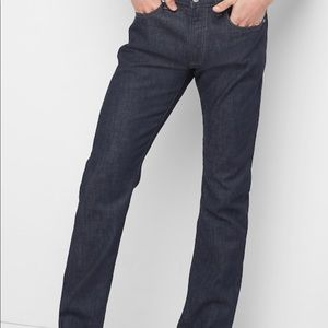 Gap men's NWT 31 32 slim cut jeans